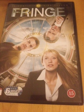 Fringe - DVD cover