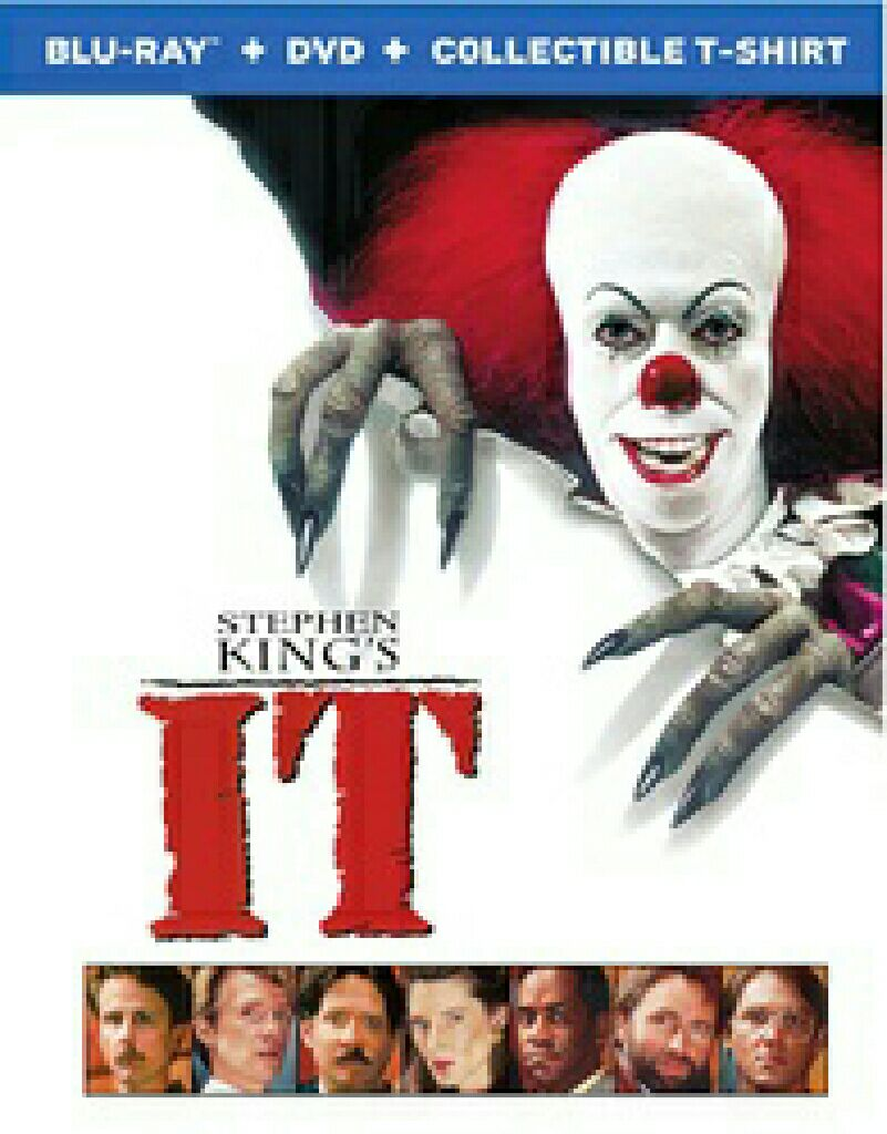 It: Remake -  cover