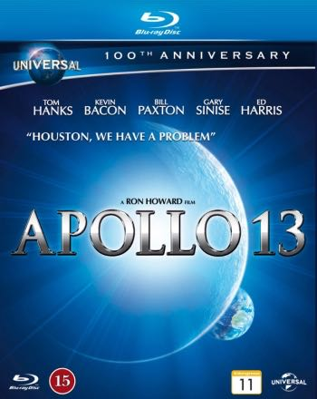 Apollo 13 - Blu-ray cover