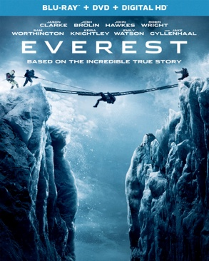 Everest - Blu-ray cover