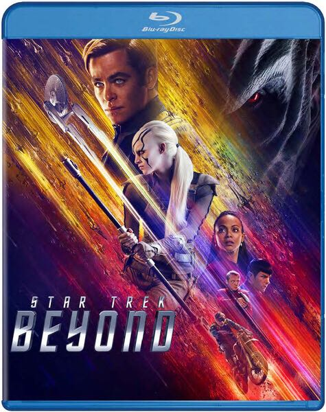Star Trek 3: Beyond -  cover