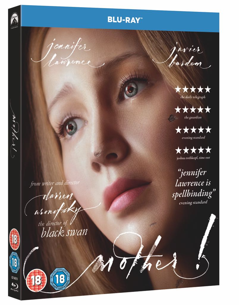 Mother! -  cover