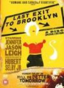 Last Exit To Brooklyn - Blu-ray cover