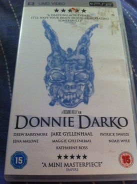 Donnie Darko - UMD cover