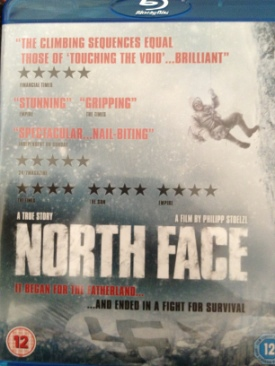 North Face - Blu-ray cover