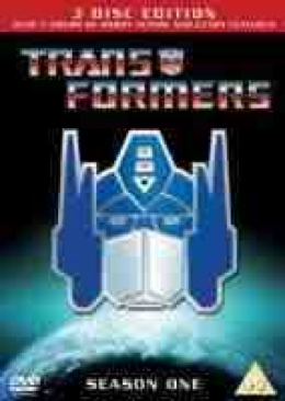 # Transformers - DVD cover
