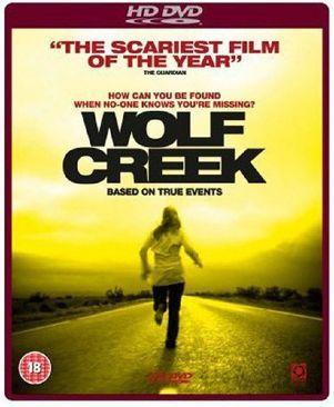 Wolf Creek - HD DVD cover