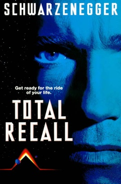 Total Recall - DVD cover