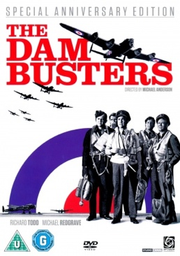 Dam Busters - DVD cover