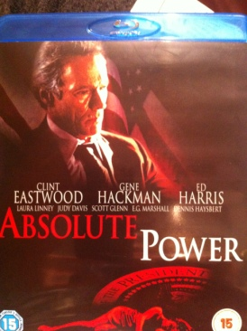 Absolute Power - Blu-ray cover