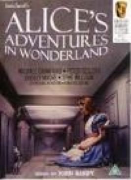 Alices Adventures in Wonderland - DVD cover