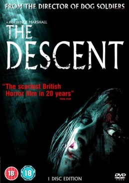 The Descent - DVD cover