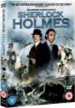 Sherlock Holmes - DVD cover