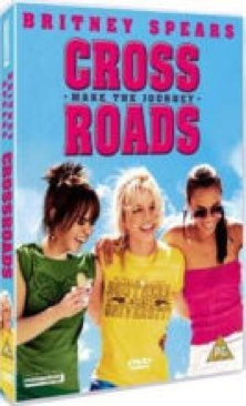 Crossroads - DVD cover