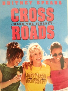 Crossroads - VHS cover