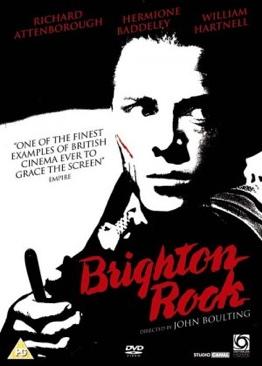 Brighton Rock - DVD cover