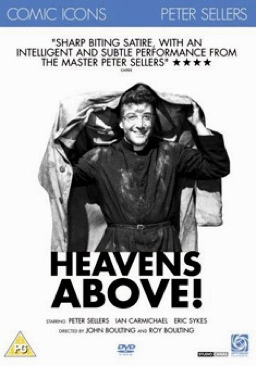 Heavens Above! - DVD cover