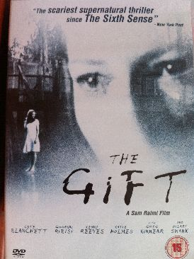 The Gift - DVD cover