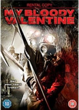 My Bloody Valentine - Blu-ray cover