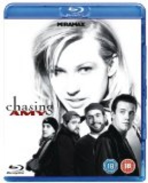 Chasing Amy - Blu-ray cover