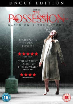 The Possession - Video CD cover