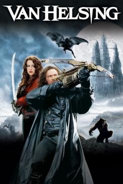 Van Helsing - DVD cover