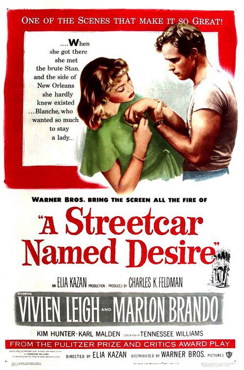 an analysis of the deceiving human nature in a streetcar named desire by tennessee williams