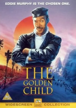 The Golden Child - Video CD cover