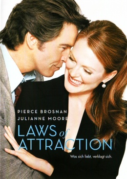 Laws of Attraction - Video CD cover