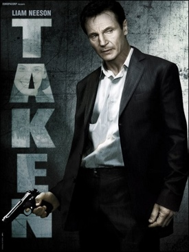 Taken - CED cover