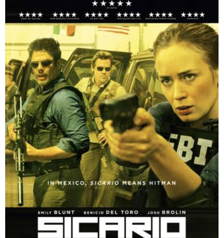 Download Film Sicario 2015 BRRip Subtitle Indonesia