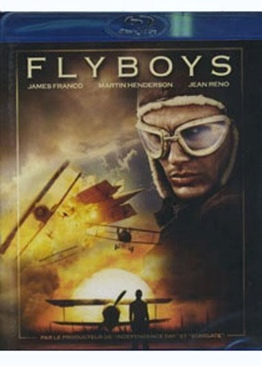 Flyboys - CED cover