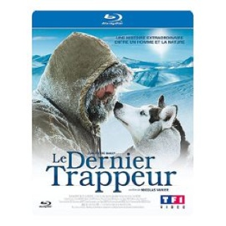 Le Dernier Trappeur - Blu-ray cover
