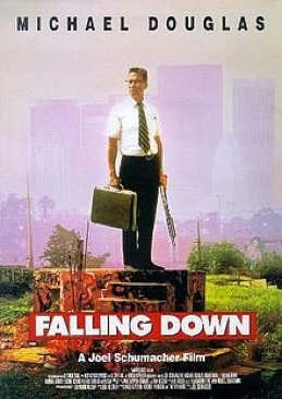 Falling Down - Video CD cover