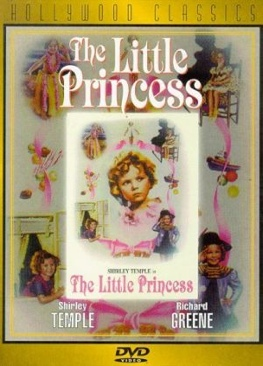 The Little Princess - DVD cover