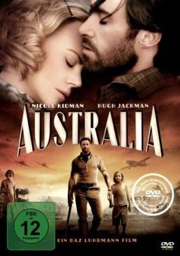 Australia - CED cover