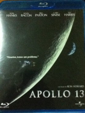 Apollo 13 - Blu-ray cover