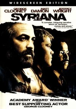 Syriana - DVD cover