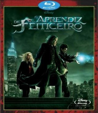 The Sorcerer's Apprentice - Blu-ray cover