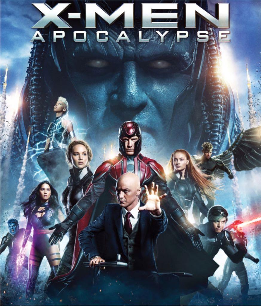 X-Men 8 Apocalypse -  cover