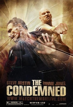 The Condemned - DVD cover