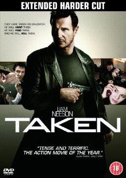 Taken - Digital Copy cover