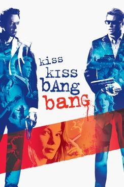 Kiss Kiss Bang Bang - DVD cover