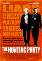 The Hunting Party -  cover