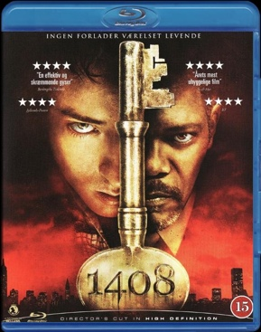 1408 - DVD cover