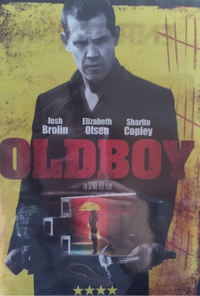 Oldboy -  cover