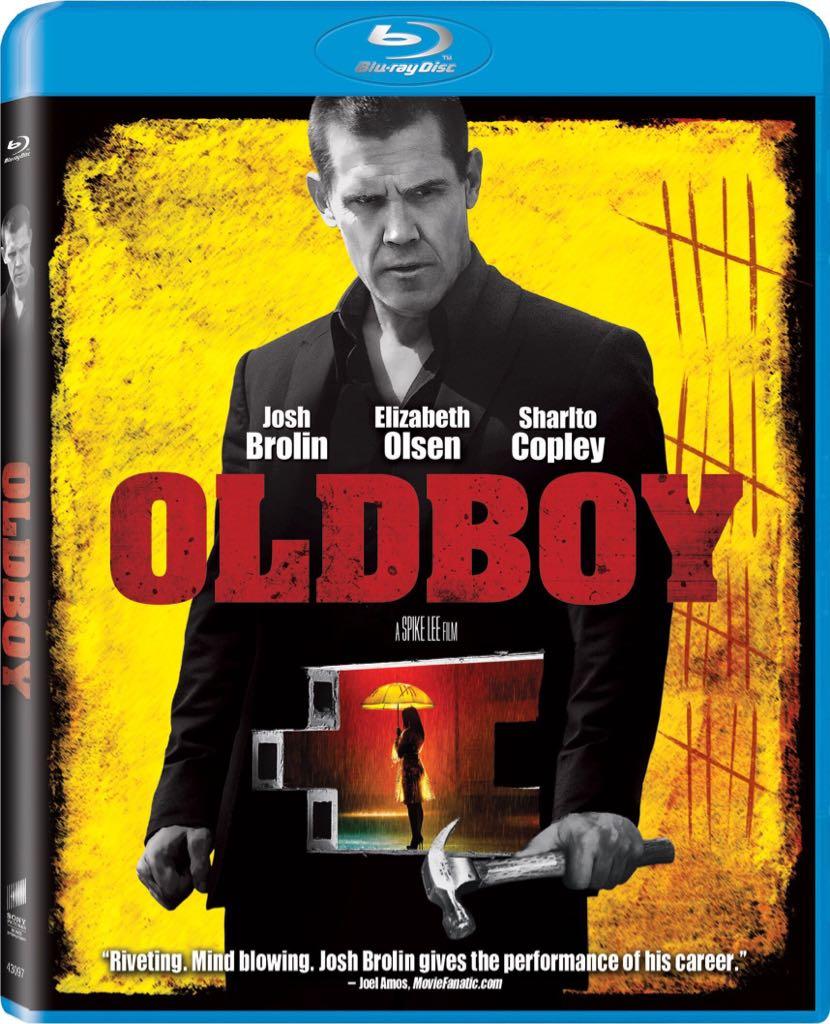 *Oldboy -  cover