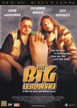 The Big Lebowski - DVD cover