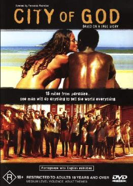 City of God - DVD cover