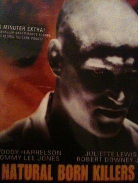 Natural Born Killers - DVD cover